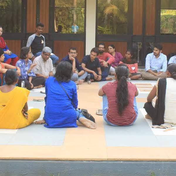 Healing Circle talks